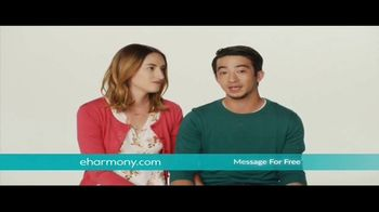 eHarmony Free Communication Weekend TV Spot, \'Message for Free\'