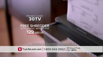 LifeLock TV Spot, 'Infomercial 3.1 Rev1 Holdback - CTA'