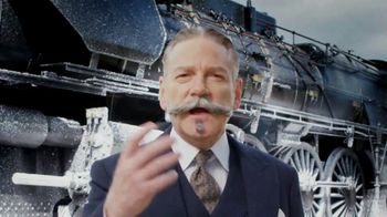Movember Foundation TV Spot, 'Grow Your Mo Like Poirot' Ft. Kenneth Branagh - 92 commercial airings