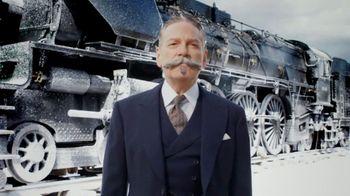 Movember Foundation TV Spot, 'Grow Your Mo Like Poirot' Ft. Kenneth Branagh - Thumbnail 3