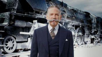 Movember Foundation TV Spot, 'Grow Your Mo Like Poirot' Ft. Kenneth Branagh - Thumbnail 4