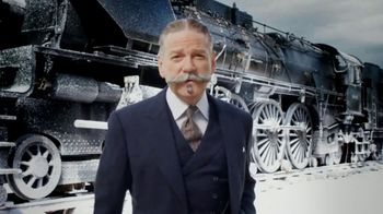 Movember Foundation TV Spot, 'Grow Your Mo Like Poirot' Ft. Kenneth Branagh - Thumbnail 5