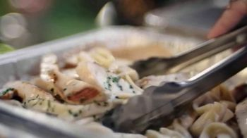 Olive Garden Catering Delivery TV Spot, 'Just a Fork' - Thumbnail 1