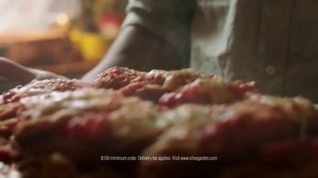 Olive Garden Catering Delivery TV Spot, 'Just a Fork' - Thumbnail 6