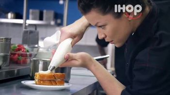 IHOP Cheesecake Stuffed French Toast TV Spot, '2017 Gift Guide'