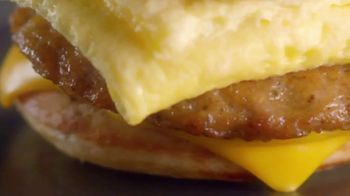 McDonald's Sausage, Egg and Cheese McGriddles TV Spot, 'Premonition' - 888 commercial airings