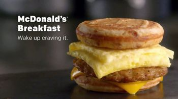 McDonald's Sausage, Egg and Cheese McGriddles TV Spot, 'Premonition' - Thumbnail 9