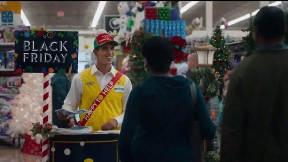 walmart black friday tv commercial hot stuff song by donna summer ispottv - Walmart Black Friday Christmas Tree