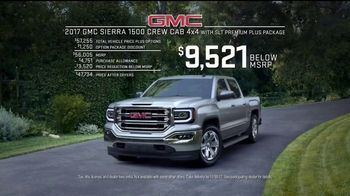 2017 GMC Sierra 1500 TV Spot, 'Dad Like a Pro' Song by Barry Louis Polisar [T2] - Thumbnail 8