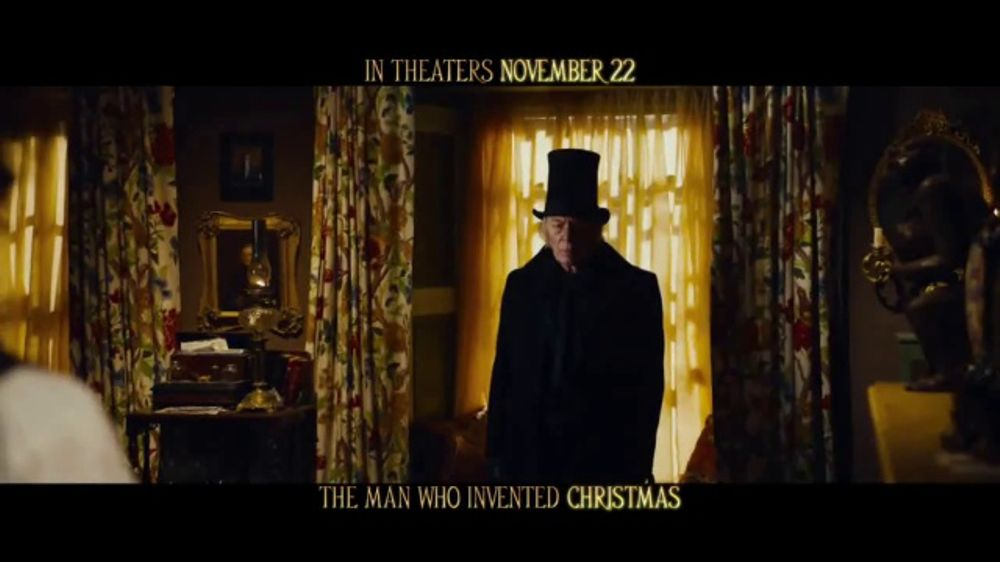 The Man Who Invented Christmas Release Date.The Man Who Invented Christmas Video