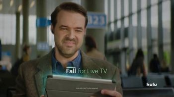Hulu With Live TV TV Spot, 'Fall Live TV' Song by Jai Wolf - Thumbnail 4