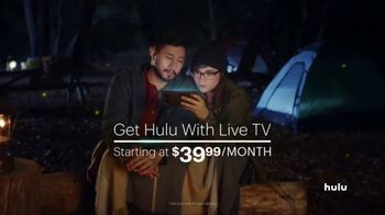 Hulu With Live TV TV Spot, 'Fall Live TV' Song by Jai Wolf - Thumbnail 8