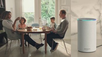 Amazon Echo TV Spot, 'Wake Up Call' Song by Brass Construction - Thumbnail 1
