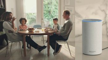 Amazon Echo TV Spot, 'Wake Up Call' Song by Brass Construction - Thumbnail 3