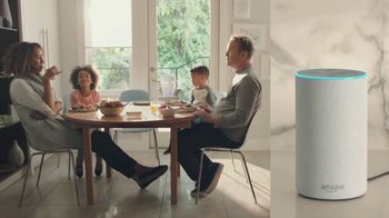 Amazon Echo TV Spot, 'Wake Up Call' Song by Brass Construction - Thumbnail 4