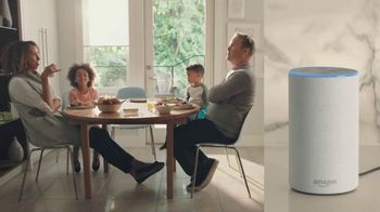 Amazon Echo TV Spot, 'Wake Up Call' Song by Brass Construction - Thumbnail 5