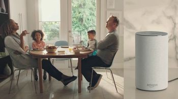 Amazon Echo TV Spot, 'Wake Up Call' Song by Brass Construction