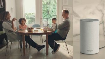 Amazon Echo TV Spot, 'Wake Up Call' Song by Brass Construction - Thumbnail 8