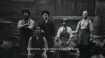 Guinness TV Spot, '200 Years of Friendship'