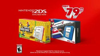 Nintendo 2DS Bundles TV Spot, 'Best Friends' - Thumbnail 9