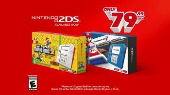 Nintendo 2DS Bundles TV Spot, 'Best Friends' - Thumbnail 8