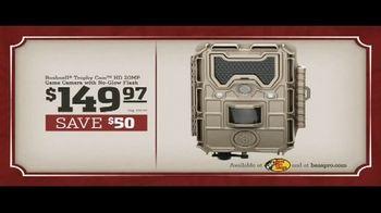 Bass Pro Shops Kick-Off Sale TV Spot, 'Card, Fryer and Game Camera' - Thumbnail 9