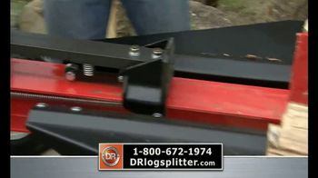 DR RapidFire K22 Premier Log Splitter TV Spot, 'The Revolution Continues' - Thumbnail 2