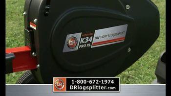 DR RapidFire K22 Premier Log Splitter TV Spot, 'The Revolution Continues' - Thumbnail 3