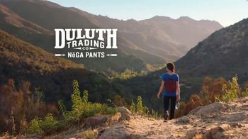 Duluth Trading Company NoGA Pants TV Spot, 'Take on More Than the Mat' - Thumbnail 8