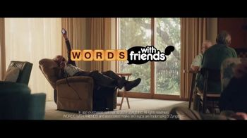 Words With Friends 2 TV Spot, 'Words With Gramps!' Song by Franz Liszt - Thumbnail 10