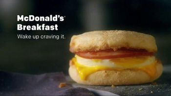McDonald's Egg McMuffin TV Spot, 'Dream in Bacon and Egg' - Thumbnail 7