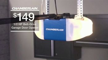 Menard Days Sale TV Spot, 'Garage Door Opener and Water Softener' - Thumbnail 3