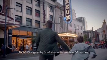 ENTYVIO TV Spot, 'Time for a Change' - Thumbnail 6