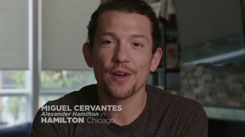 CURE TV Spot, '2017 My Shot at Epilepsy' Featuring Miguel Cervantes - 33 commercial airings