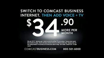 Comcast Business TV Spot, 'Dog Bones' - Thumbnail 10