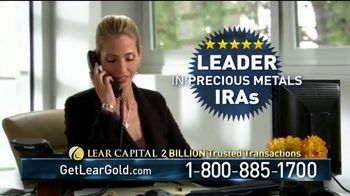 Lear Capital TV Spot, \'Protect and Grow Your Wealth\'