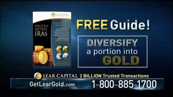 Lear Capital TV Spot, 'Protect and Grow Your Wealth' - Thumbnail 5
