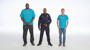 Ring TV Spot, 'Helpful Police Officer' Featuring Shaquille O'Neal - Thumbnail 1