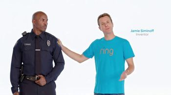 Ring TV Spot, 'Helpful Police Officer' Featuring Shaquille O'Neal - Thumbnail 2