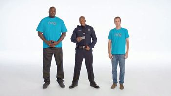 Ring TV Spot, 'Helpful Police Officer' Featuring Shaquille O'Neal