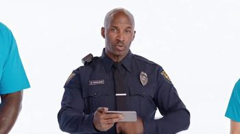 Ring TV Spot, 'Helpful Police Officer' Featuring Shaquille O'Neal - Thumbnail 6
