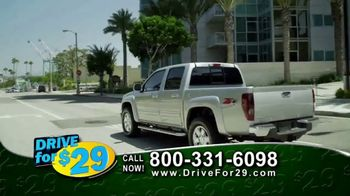 Drive for $29 TV Spot, 'Great Deals on New Cars' - Thumbnail 9