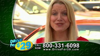 Drive for $29 TV Spot, 'Great Deals on New Cars' - Thumbnail 5