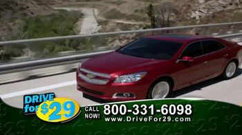 Drive for $29 TV Spot, 'Great Deals on New Cars' - Thumbnail 8