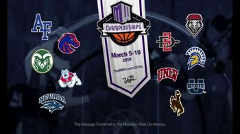 Mountain West Conference TV Spot, '2018 Basketball Championships' - Thumbnail 7