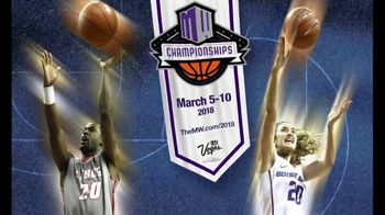 Mountain West Conference TV Spot, '2018 Basketball Championships' - Thumbnail 5