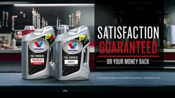 Valvoline Full Synthetic Advanced Motor Oil TV Spot, 'Easy Pour' - Thumbnail 10