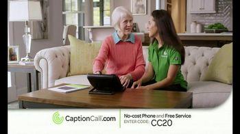 CaptionCall TV Spot, 'Your Phone Is Your Lifeline'