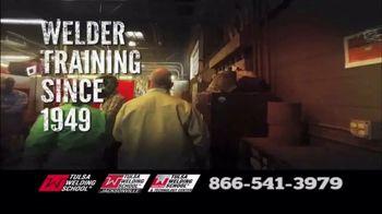Tulsa Welding School TV Spot, 'We Are Welding' - Thumbnail 3