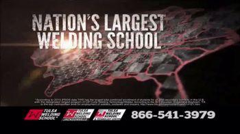Tulsa Welding School TV Spot, 'We Are Welding' - Thumbnail 4